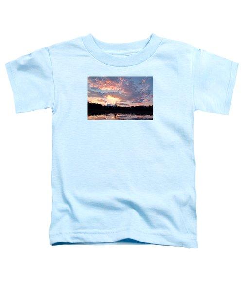 Twilight Glory Toddler T-Shirt