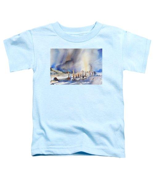 Twilight Time Toddler T-Shirt