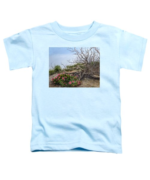 Two Stories Toddler T-Shirt