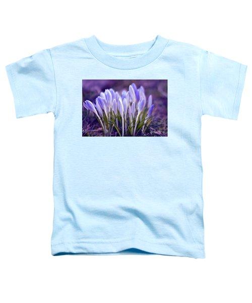 Ultra Violet Sound Toddler T-Shirt