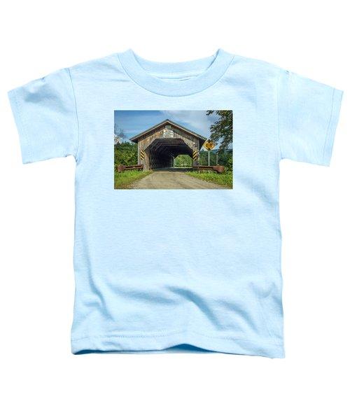 Un-named Bridge Toddler T-Shirt