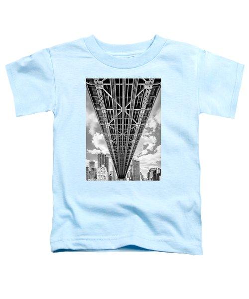 Underneath The Queensboro Bridge Toddler T-Shirt