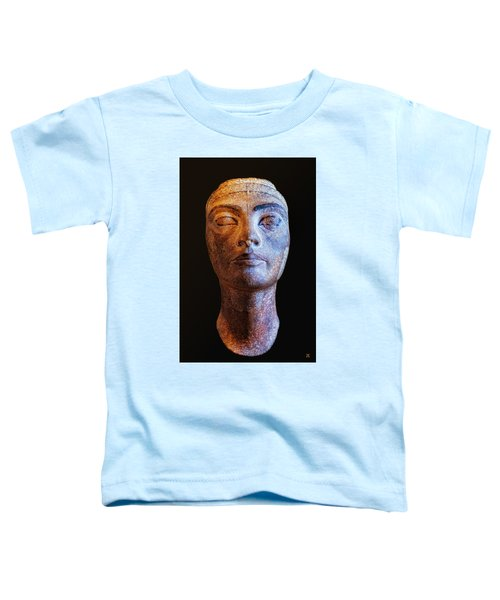 Unfinished Nefertiti Toddler T-Shirt