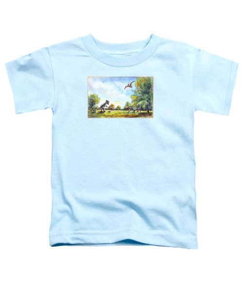 Uninvited Picnic Guests Toddler T-Shirt