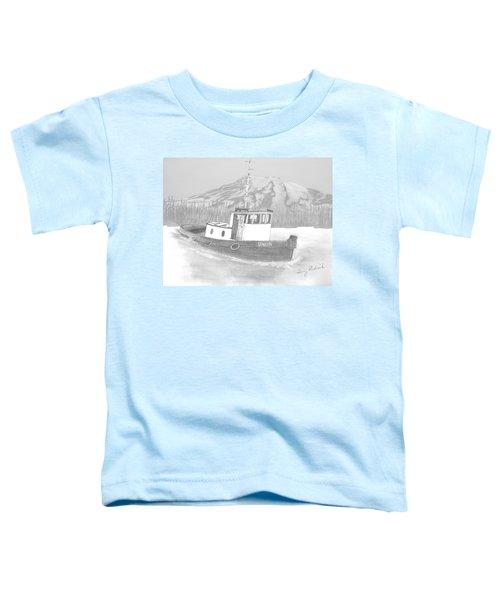 Tugboat Union Toddler T-Shirt