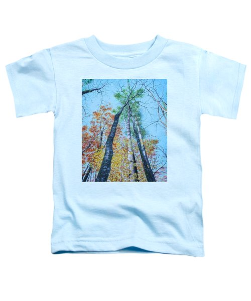 Up Into The Trees Toddler T-Shirt