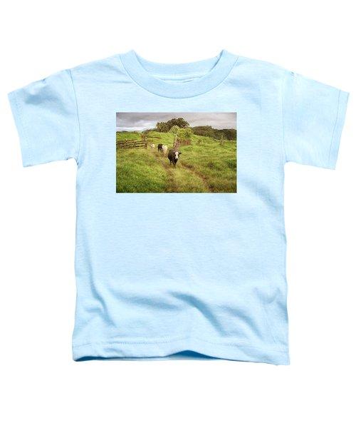 Upcountry Ranch Toddler T-Shirt
