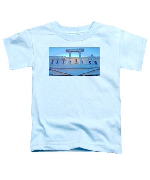 Upside Down White House Toddler T-Shirt