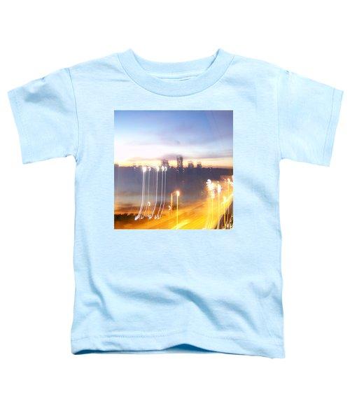 Uptown Toronto - Friday Night Toddler T-Shirt
