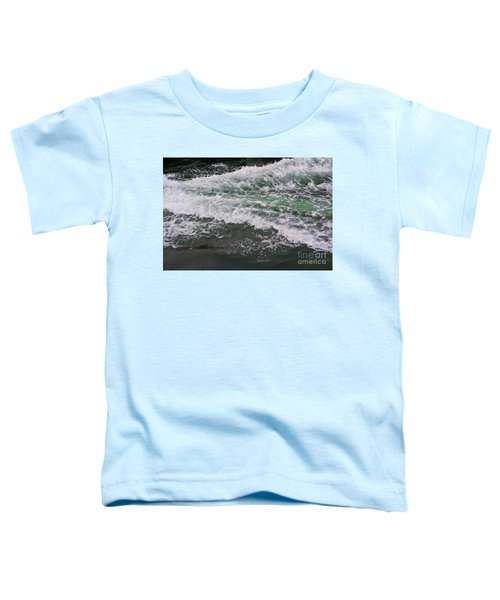 V-line Action Toddler T-Shirt