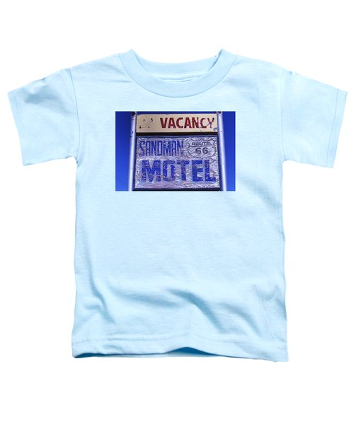 Vacancy Sign Toddler T-Shirt