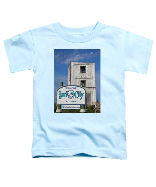 Vacation Destination  Toddler T-Shirt
