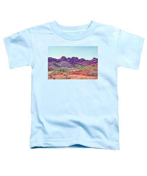 Valley Of Fire State Park, Nevada Toddler T-Shirt