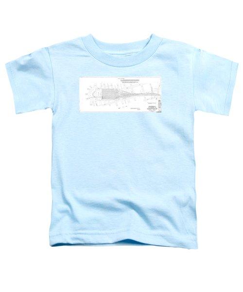 Valuation Map Washington Union Station Toddler T-Shirt