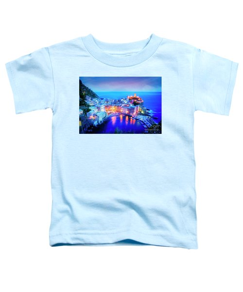 Vernazza At Dusk Toddler T-Shirt