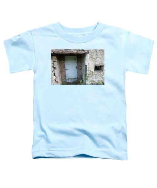 Very Long Locked Door Toddler T-Shirt