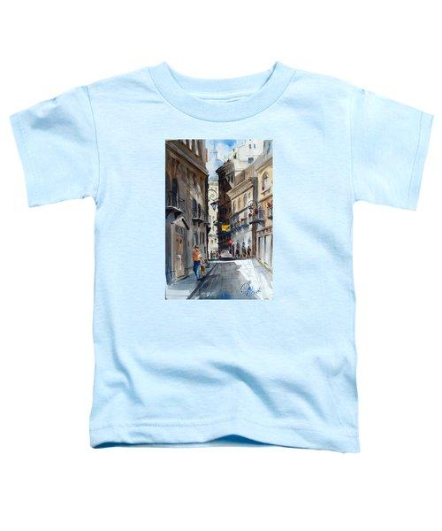 via Giardinetti  Toddler T-Shirt