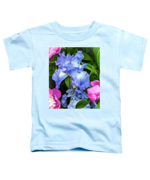 Victoria Falls Iris Toddler T-Shirt