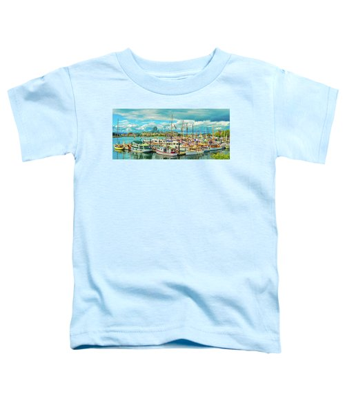 Victoria Harbor 2 Toddler T-Shirt