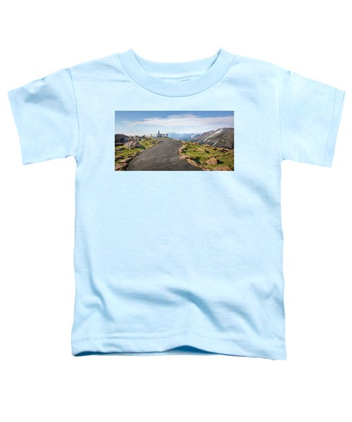 View At The Top Toddler T-Shirt