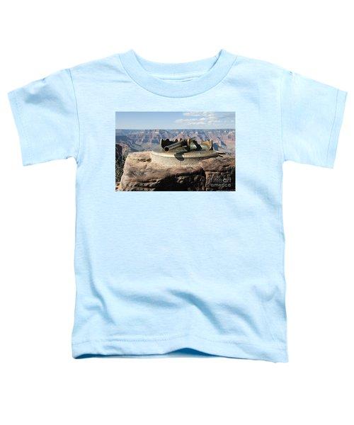 Viewing Infinity Toddler T-Shirt