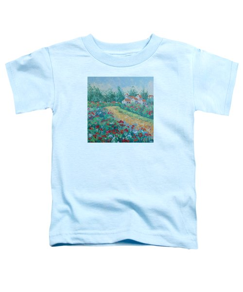 Village De Provence Toddler T-Shirt