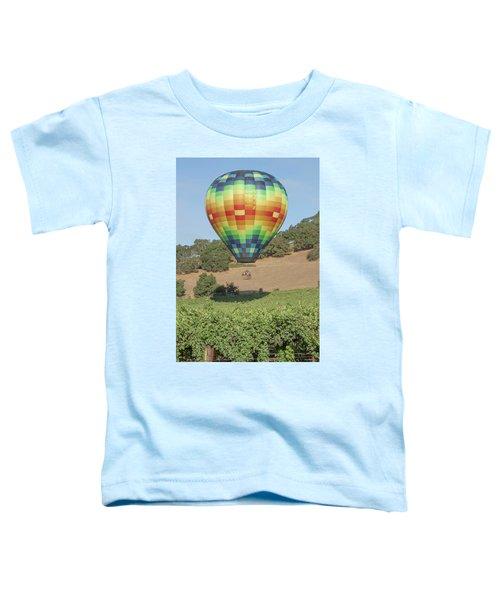 Vineyaed Tour Toddler T-Shirt