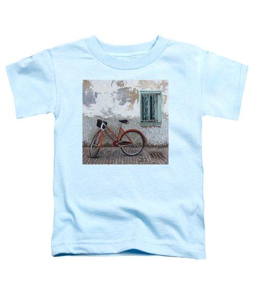 Vintage Series #3 Bike Toddler T-Shirt