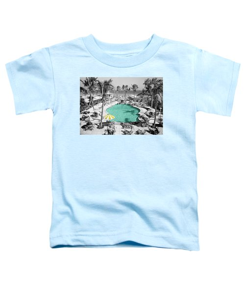 Vintage Miami Toddler T-Shirt
