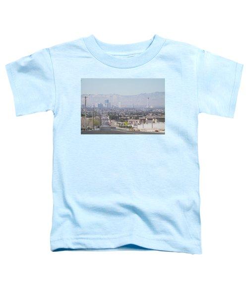 Vista Vegas Toddler T-Shirt