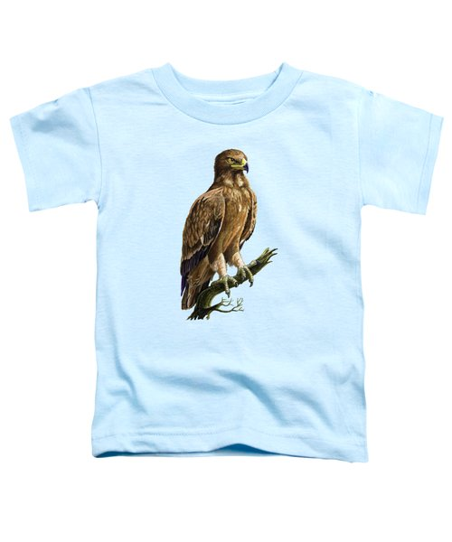 Wahlberg's Eagle Toddler T-Shirt