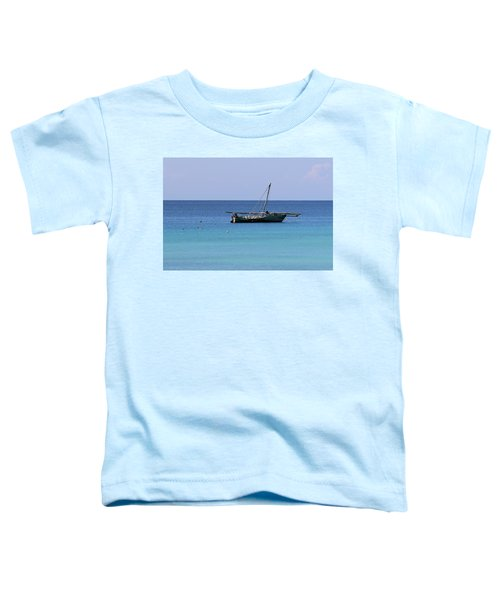 Waiting For Adventure Toddler T-Shirt