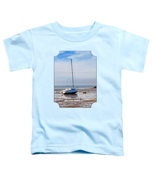 Waiting For High Tide Toddler T-Shirt