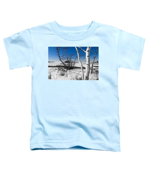 Waiting For Spring Toddler T-Shirt