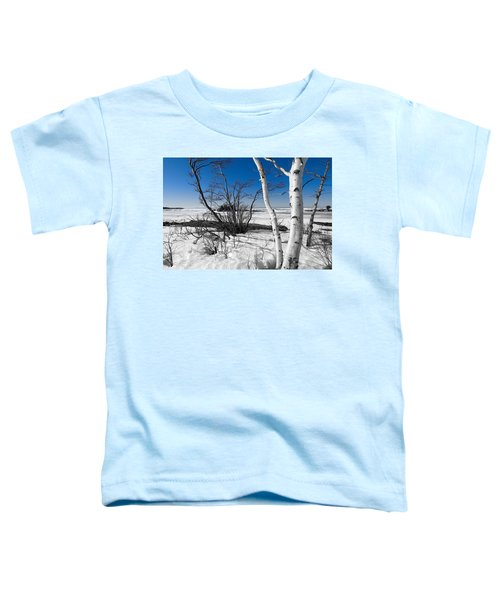 Waiting For Spring Toddler T-Shirt