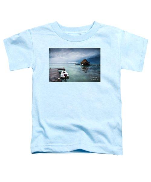 Waiting The Sun Toddler T-Shirt
