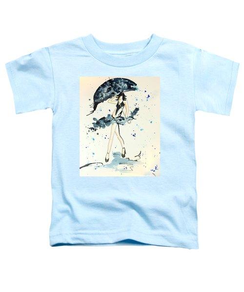 Walk On Toddler T-Shirt