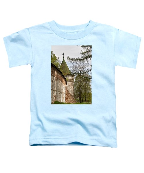 Wall And Tower Toddler T-Shirt