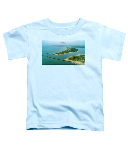 Washburns Island Toddler T-Shirt