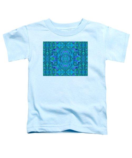 Water Art Pattern  Toddler T-Shirt