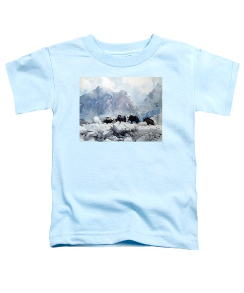 way to Everest Toddler T-Shirt