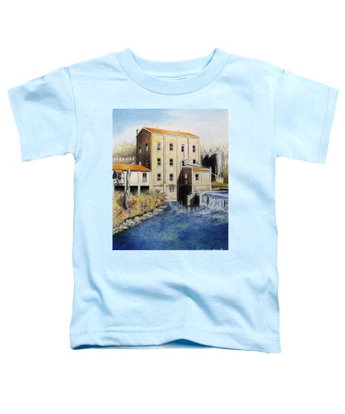 Weisenberger Mill Toddler T-Shirt