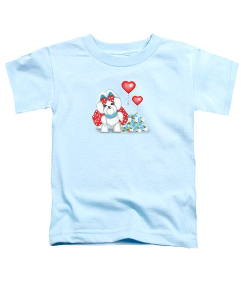Welcome With Love  Toddler T-Shirt