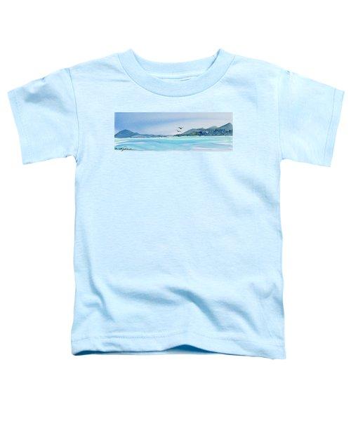 West Coast  Isle Of Pines, New Caledonia Toddler T-Shirt