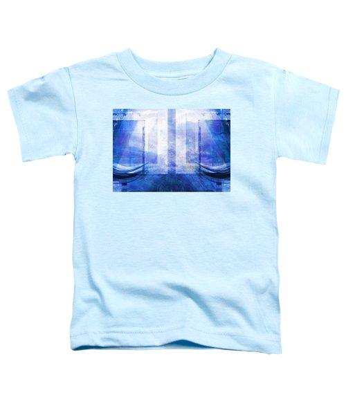 Whales Talking Toddler T-Shirt