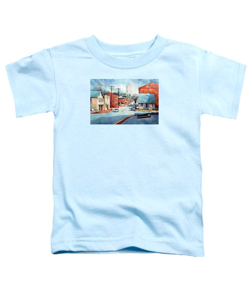 When The Fog Lifts Toddler T-Shirt