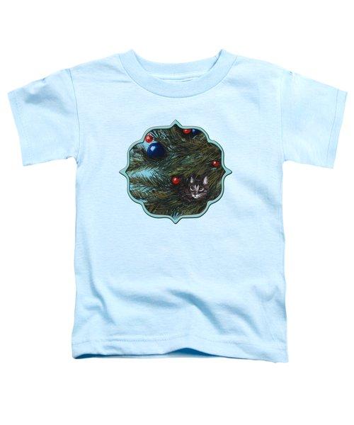 Where Is Santa Toddler T-Shirt