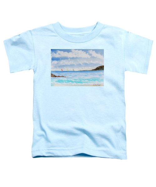 Where There's A Wind, There's A Race Toddler T-Shirt