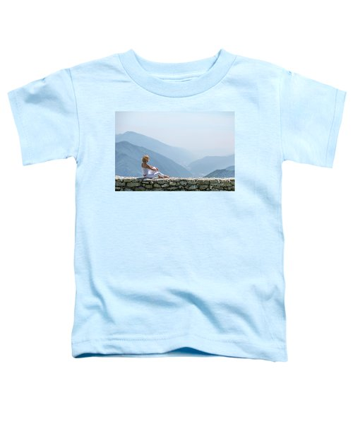 Where You Touch The Sky Toddler T-Shirt