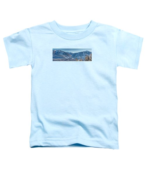 Whistler Blackcomb Ski Resort Toddler T-Shirt